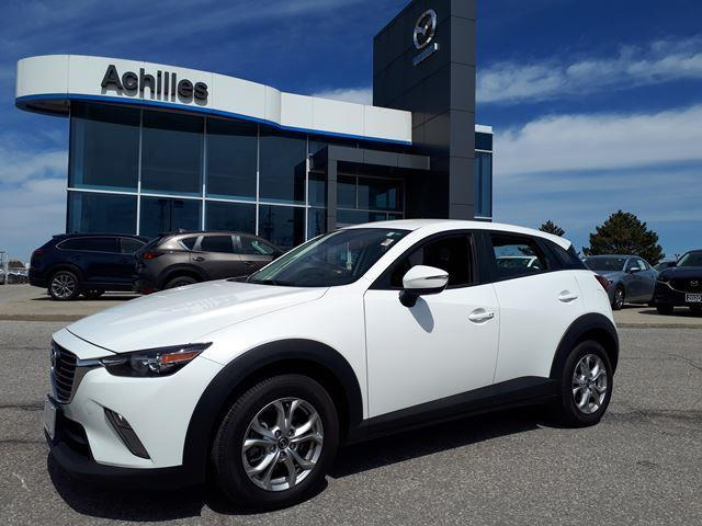 2018 Mazda CX-3 50th Anniversary Edition (Stk: H2141A) in Milton - Image 1 of 11