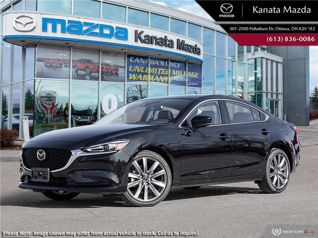 2020 Mazda MAZDA6 GS-L (Stk: 11501) in Ottawa - Image 1 of 23