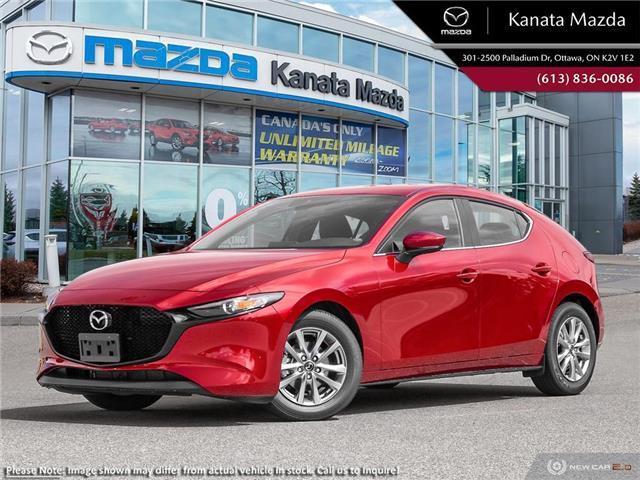 2020 Mazda Mazda3 Sport GX (Stk: 11446) in Ottawa - Image 1 of 22