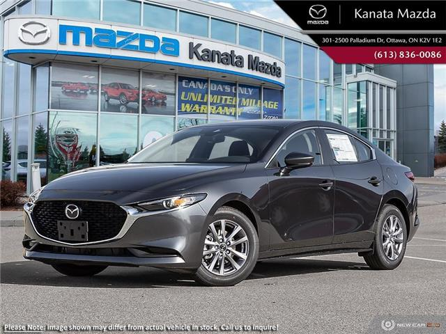 2020 Mazda Mazda3 GS (Stk: 11349) in Ottawa - Image 1 of 23