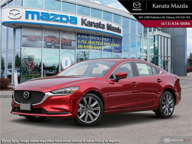 2020 Mazda MAZDA6 GS-L (Stk: 11282) in Ottawa - Image 1 of 23