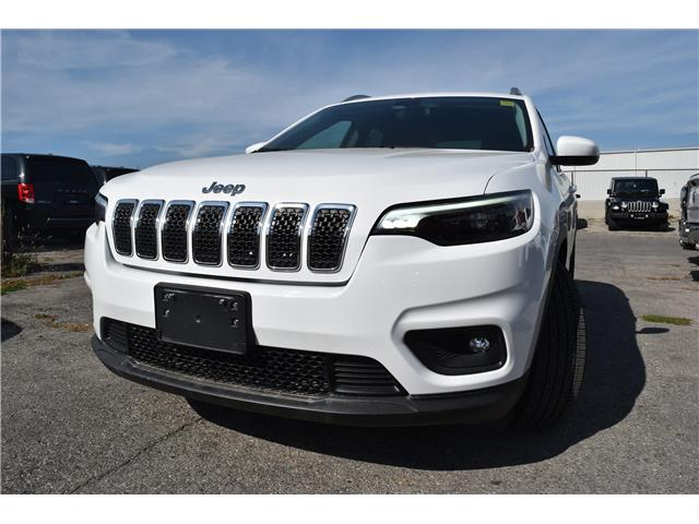 2019 Jeep Cherokee North (Stk: 91994D) in St. Thomas - Image 1 of 30