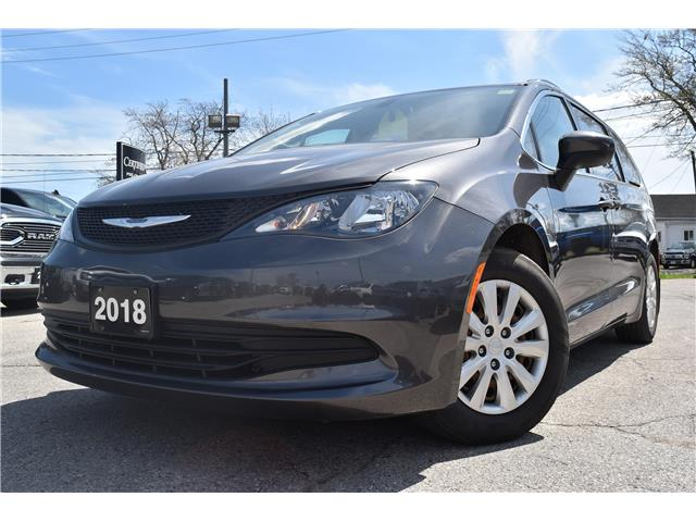 2018 Chrysler Pacifica L (Stk: 87007S) in St. Thomas - Image 1 of 30