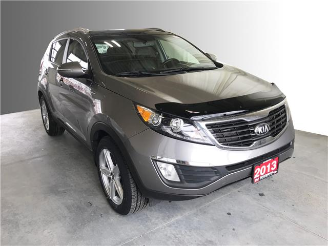 2013 Kia Sportage EX Luxury (Stk: S20115A) in Stratford - Image 1 of 16