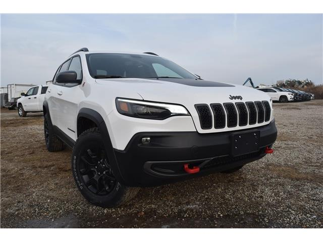 2020 Jeep Cherokee Trailhawk (Stk: 93882) in St. Thomas - Image 1 of 30