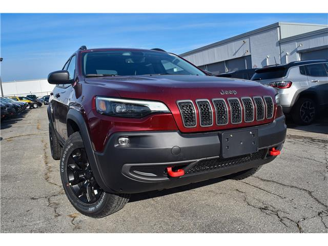 2020 Jeep Cherokee Trailhawk (Stk: 93894) in St. Thomas - Image 1 of 30