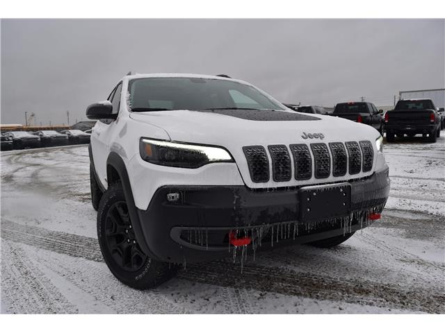 2020 Jeep Cherokee Trailhawk (Stk: 93897) in St. Thomas - Image 1 of 30