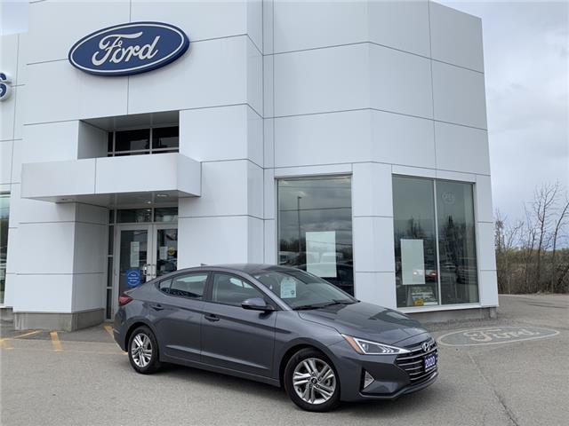 2020 Hyundai Elantra Preferred (Stk: 20128A) in Smiths Falls - Image 1 of 1