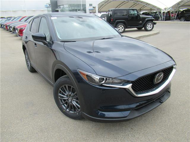 2020 Mazda CX-5 GS (Stk: M2595) in Calgary - Image 1 of 1