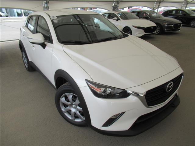2020 Mazda CX-3 GX (Stk: M2587) in Calgary - Image 1 of 2