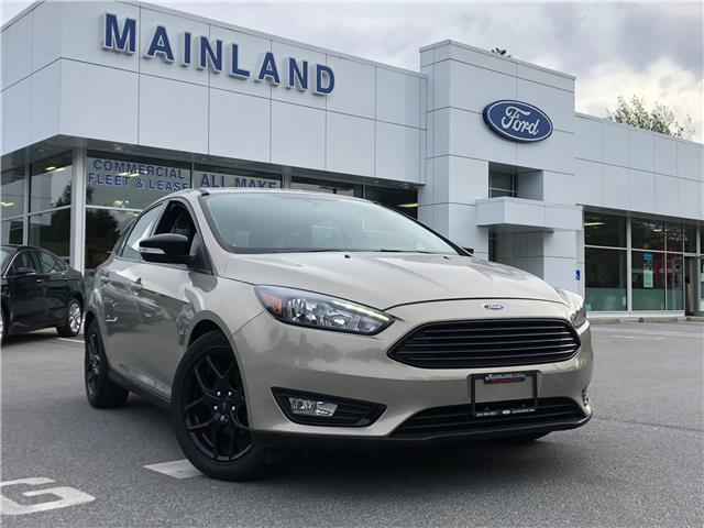 2016 Ford Focus SE (Stk: P0510) in Vancouver - Image 1 of 30