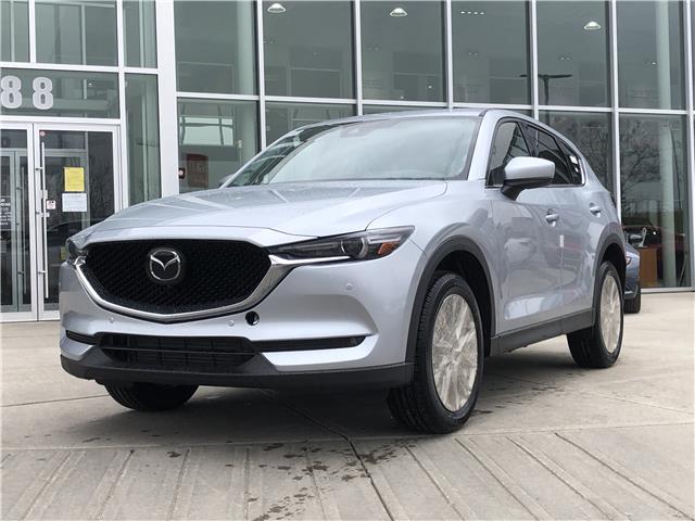 2020 Mazda CX-5 Signature (Stk: N5680) in Calgary - Image 1 of 1