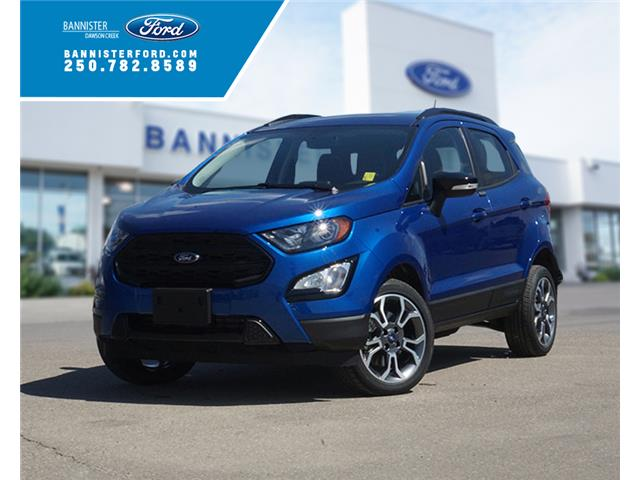 2020 Ford EcoSport SES (Stk: S202134) in Dawson Creek - Image 1 of 16