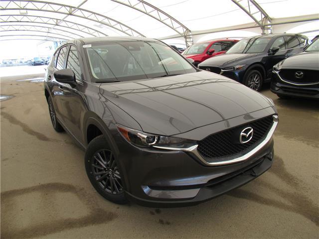 2020 Mazda CX-5 GX (Stk: M2594) in Calgary - Image 1 of 2