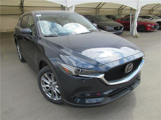 2020 Mazda CX-5 GT w/Turbo (Stk: M2623) in Calgary - Image 1 of 2
