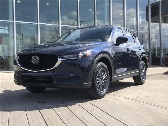 2020 Mazda CX-5 GS (Stk: N5725) in Calgary - Image 1 of 1