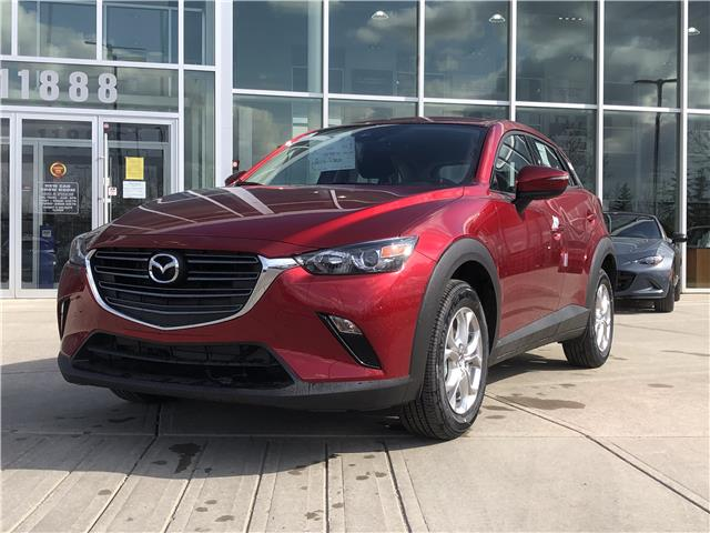 2020 Mazda CX-3 GS (Stk: N5516) in Calgary - Image 1 of 1