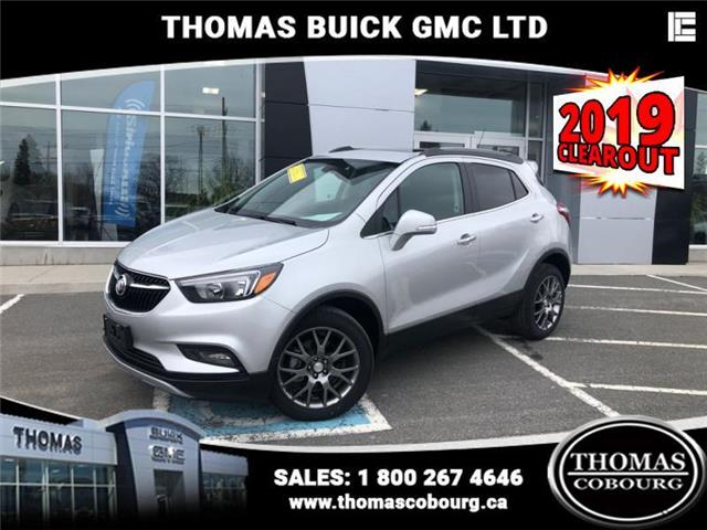 2019 Buick Encore Sport Touring (Stk: B08281) in Cobourg - Image 1 of 15