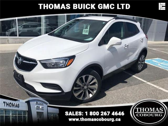 2017 Buick Encore Preferred (Stk: UT67447) in Cobourg - Image 1 of 20