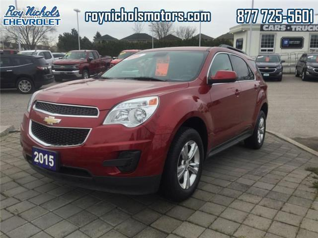 2015 Chevrolet Equinox 1LT (Stk: V714A) in Courtice - Image 1 of 12