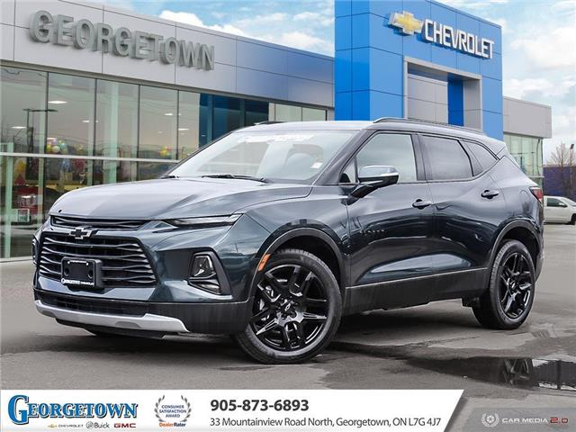 2020 Chevrolet Blazer LT (Stk: 31333) in Georgetown - Image 1 of 27