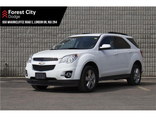 2013 Chevrolet Equinox 1LT (Stk: 20-R015C) in London - Image 1 of 10