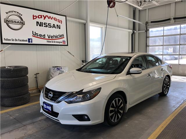 2018 Nissan Altima 2.5 SL Tech (Stk: 20140A) in Owen Sound - Image 1 of 13