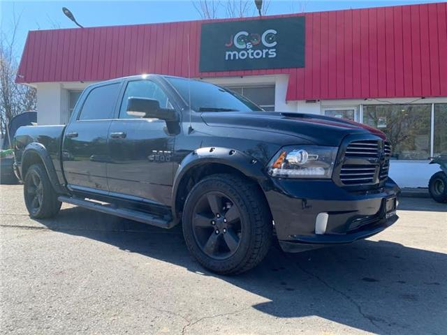 2016 RAM 1500 Sport (Stk: ) in Cobourg - Image 1 of 17