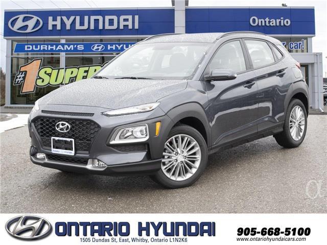 2020 Hyundai Kona 1.6T Ultimate (Stk: 482500) in Whitby - Image 1 of 20