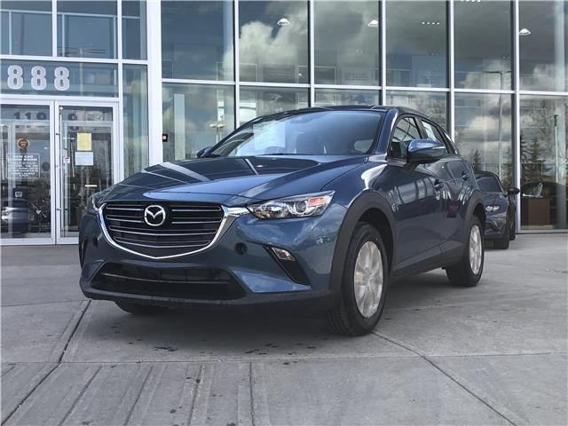 2020 Mazda CX-3 GS (Stk: N5718) in Calgary - Image 1 of 1