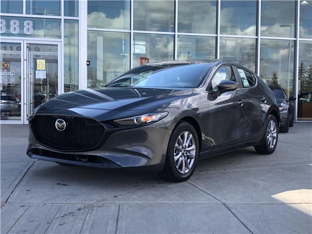 2020 Mazda Mazda3 Sport GS (Stk: N5213) in Calgary - Image 1 of 1