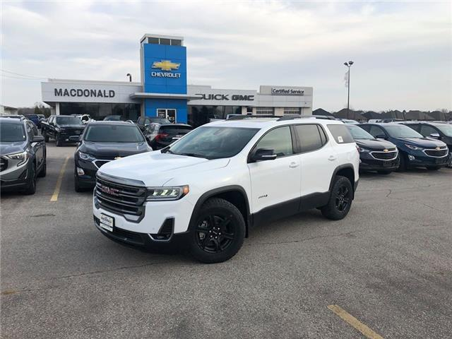 2020 GMC Acadia AT4 (Stk: 45286) in Strathroy - Image 1 of 12
