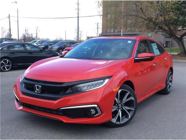 2020 Honda Civic Touring (Stk: 20-0035) in Ottawa - Image 1 of 27