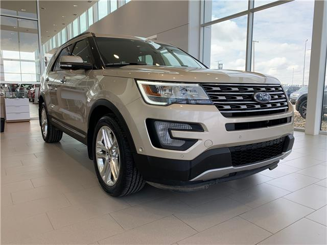 2017 Ford Explorer Limited (Stk: V7417) in Saskatoon - Image 1 of 27