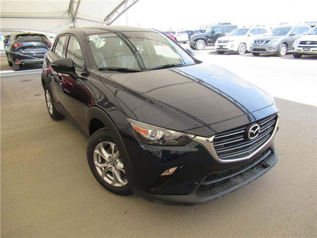 2020 Mazda CX-3 GS (Stk: M2679) in Calgary - Image 1 of 2