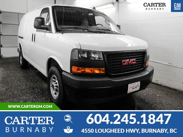 2020 GMC Savana 2500 Work Van (Stk: 80-15610) in Burnaby - Image 1 of 14