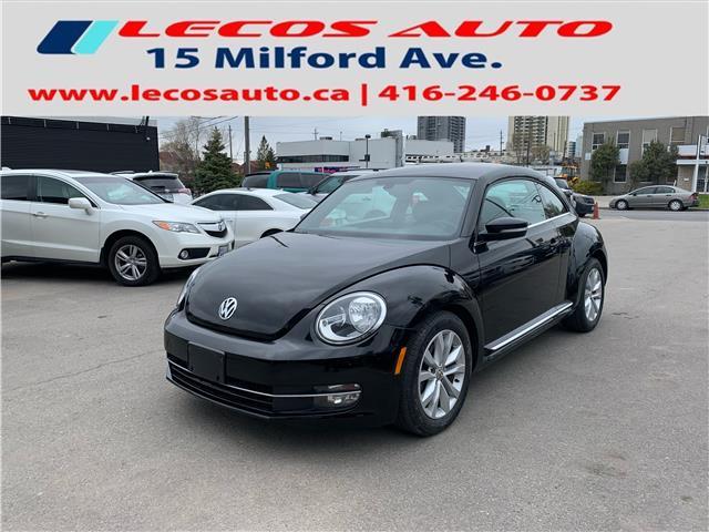 2014 Volkswagen Beetle 2.0 TDI Highline (Stk: 644331) in Toronto - Image 1 of 12