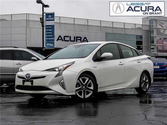 2017 Toyota Prius  (Stk: 035966) in Burlington - Image 1 of 27