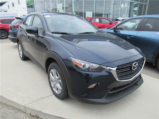 2020 Mazda CX-3 GS (Stk: M2707) in Calgary - Image 1 of 2
