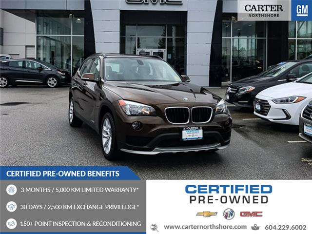 2015 BMW X1 xDrive28i (Stk: 9Y10981) in North Vancouver - Image 1 of 26
