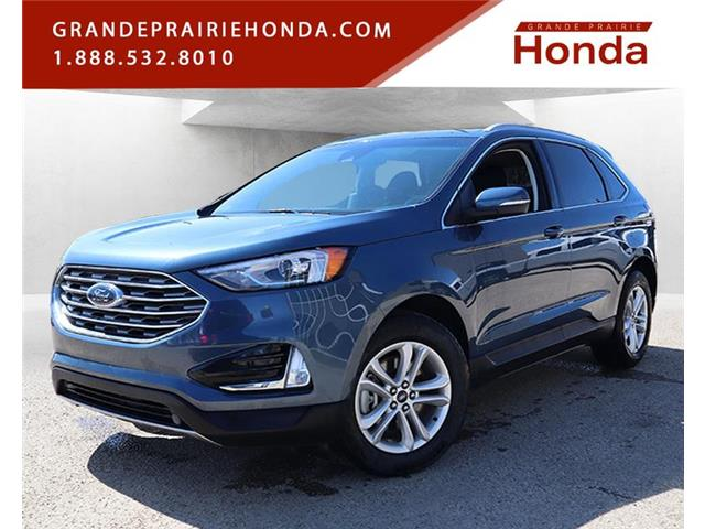 2019 Ford Edge SEL (Stk: P19-036) in Grande Prairie - Image 1 of 28