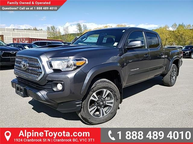 2017 Toyota Tacoma TRD Sport (Stk: X026291) in Cranbrook - Image 1 of 24