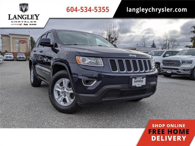 2014 Jeep Grand Cherokee Laredo (Stk: K730883A) in Surrey - Image 1 of 15
