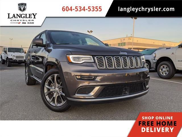 2019 Jeep Grand Cherokee Summit (Stk: LC0259) in Surrey - Image 1 of 18