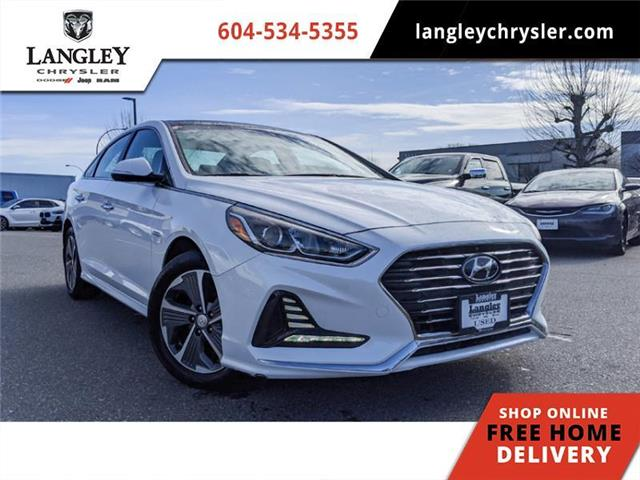 2018 Hyundai Sonata Hybrid Limited (Stk: LC0219) in Surrey - Image 1 of 20