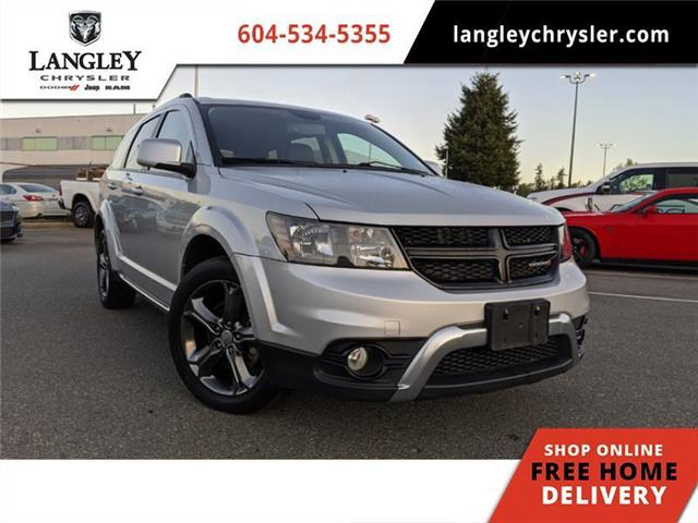 2014 Dodge Journey Crossroad (Stk: LC0292) in Surrey - Image 1 of 21