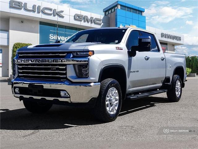 2020 Chevrolet Silverado 3500HD LTZ (Stk: 20066A) in Vernon - Image 1 of 25