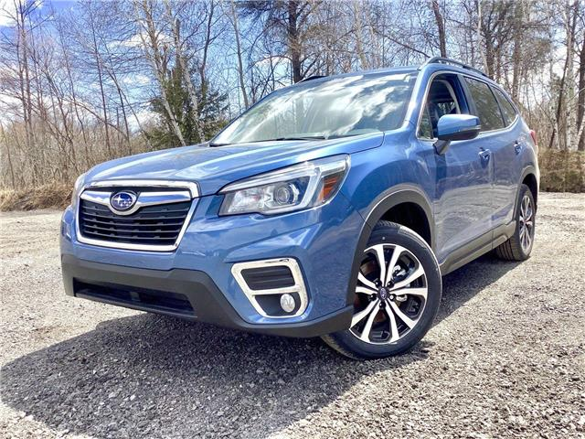 2020 Subaru Forester Limited (Stk: SL470) in Ottawa - Image 1 of 23