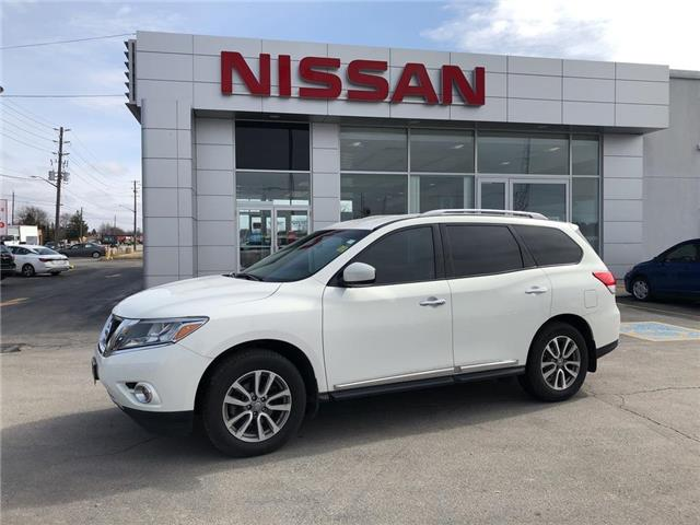 2014 Nissan Pathfinder SL (Stk: P324) in Sarnia - Image 1 of 19