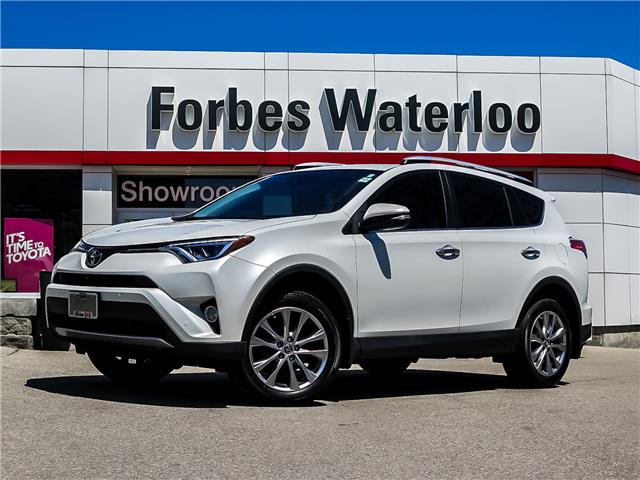 2016 Toyota RAV4 Limited (Stk: 05123R) in Waterloo - Image 1 of 27